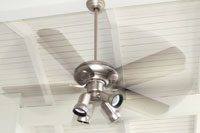 Add or Replace Your Ceiling Fan